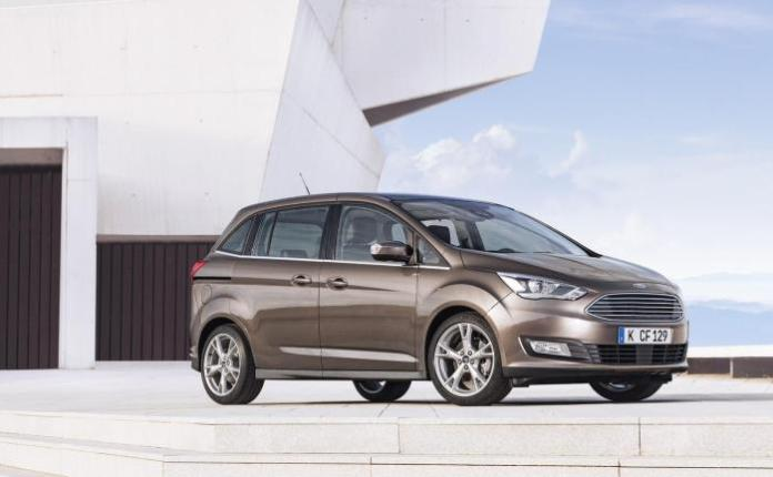 2015 Ford C-MAX facelift 31