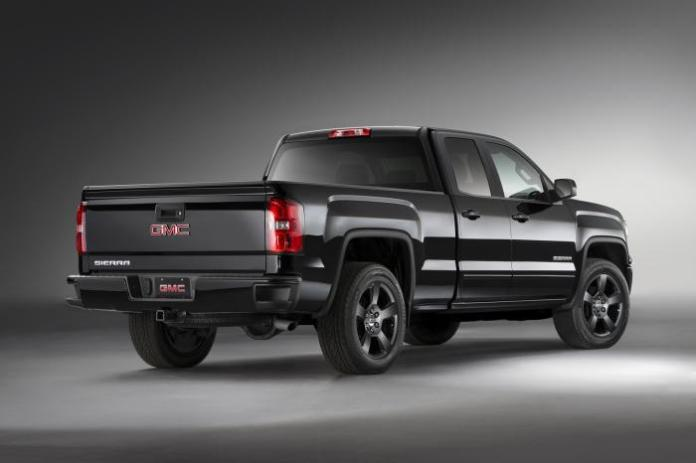 2015 GMC Sierra Elevation Edition 6