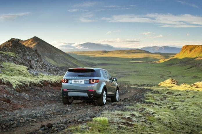 2015 Land Rover Discovery Sport 36
