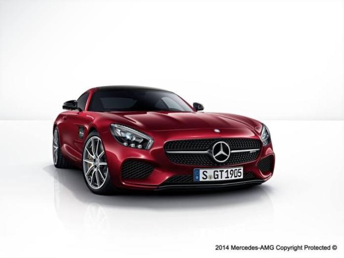 2015 Mercedes-AMG GT 1