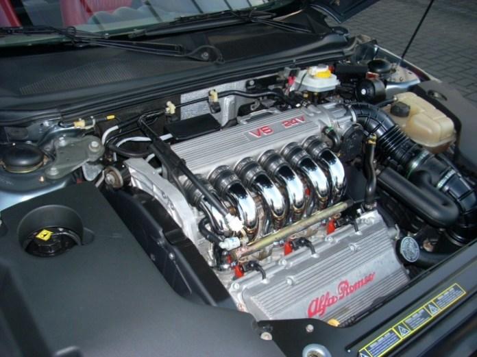 Alfa Romeo V6