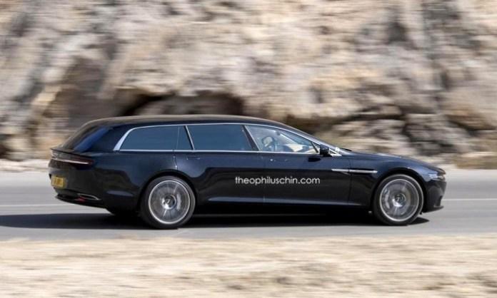 Aston Martin Lagonda Shooting Brake rendering (2)