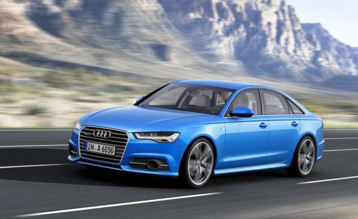 Audi A6 facelift 2015