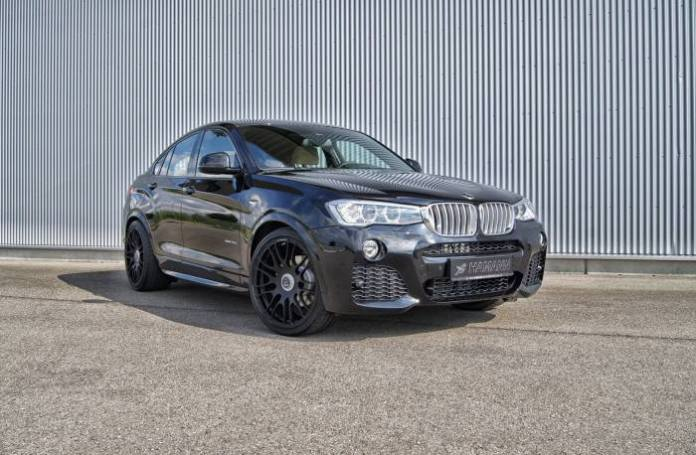 BMW X4 by Hamann