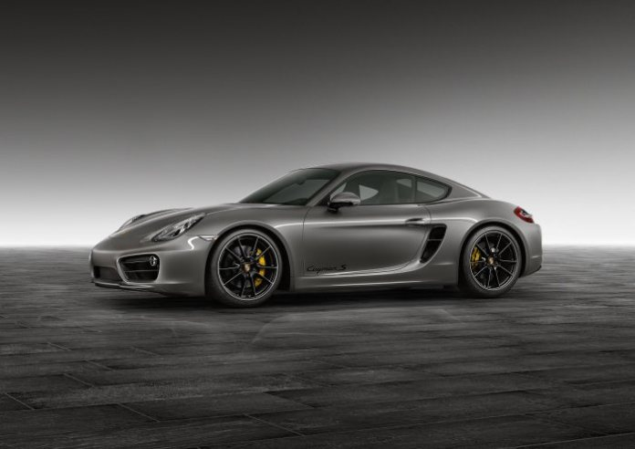 Cayman S in Agate Grey Metallic by Porsche Exclusive (1)