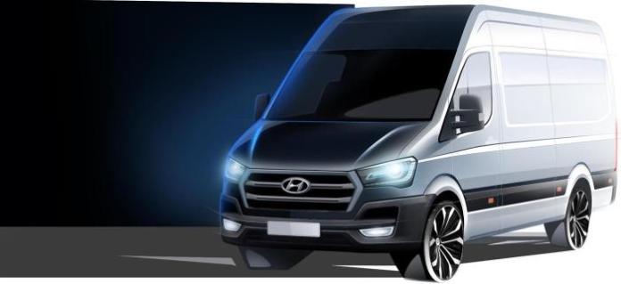 Hyundai H350 teaser (1)