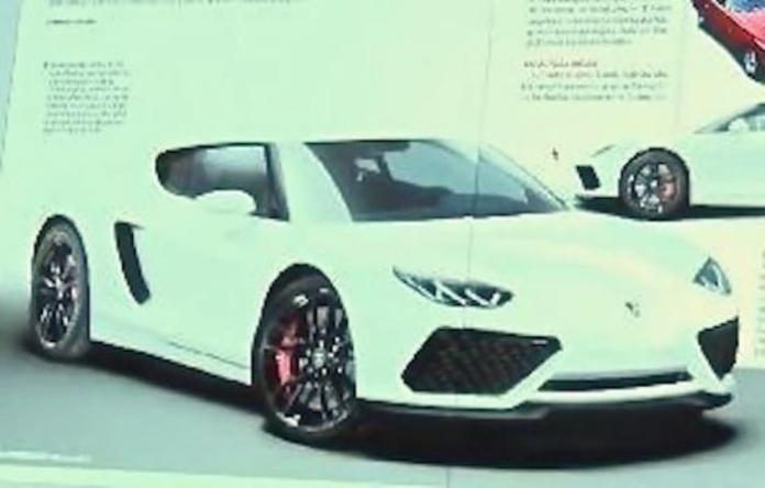 Lamborghini Asterion magazine screenshot (1)
