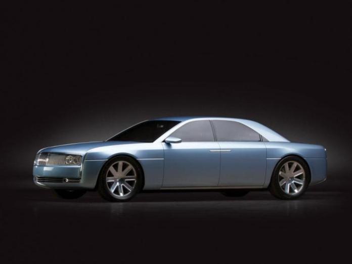 Lincoln Continental concept 2002 (1)