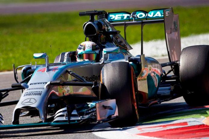 Monza 2014 - Mercedes