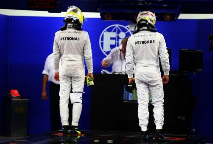 Nico+Rosberg+Lewis+Hamilton+F1+Grand+Prix