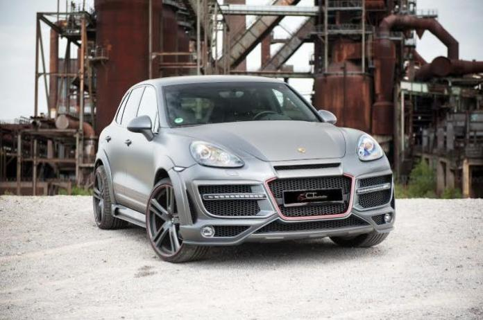 Porsche Cayenne by CT Exclusive (1)