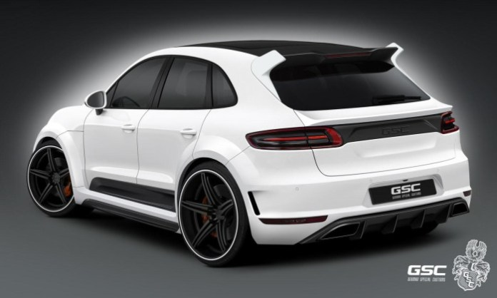 Porsche Macan by German Special Customs (2)