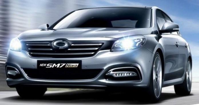 Renault Samsung SM7 Nova