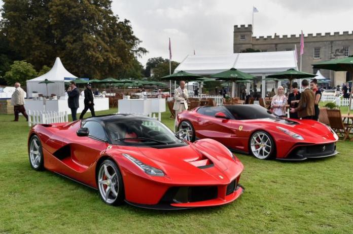 Salon Prive 2014