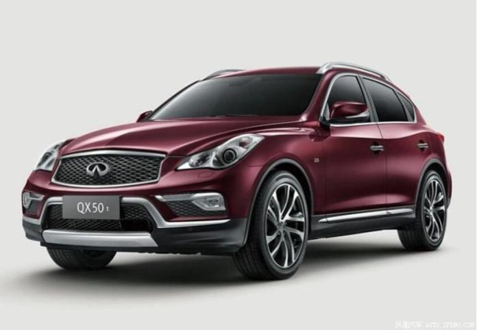 Infiniti QX50 for China