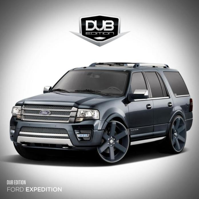 2015 Ford Expedition by DUB Magazine 1
