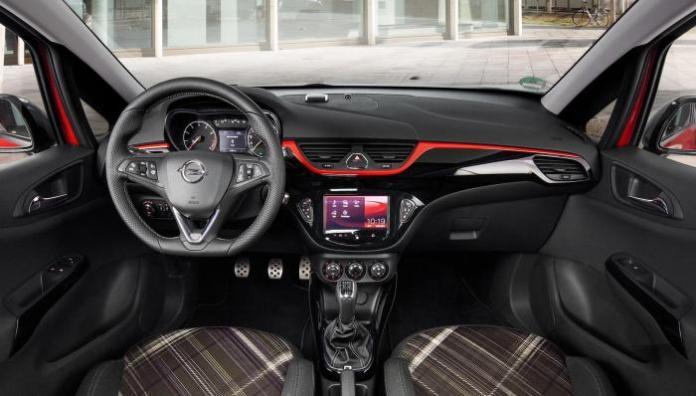 2015 Opel Corsa OPC Line 8