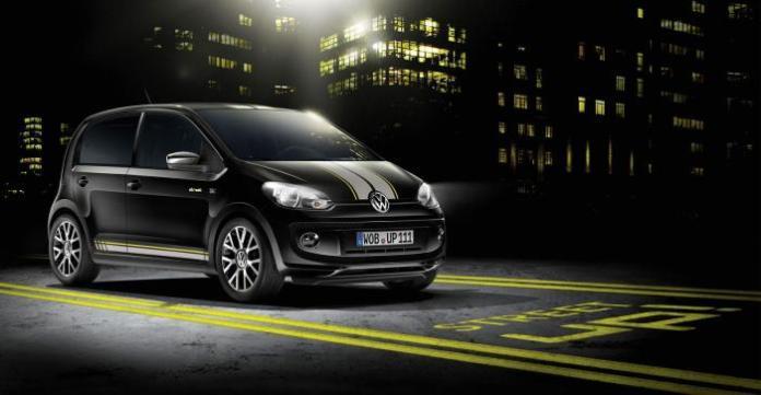 Volkswagen street up!