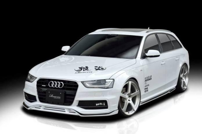 Audi A4 by Rowen (1)