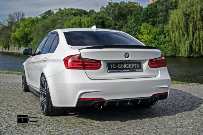 BMW 3-Series Wide Bodykit by TC-Concept (2)