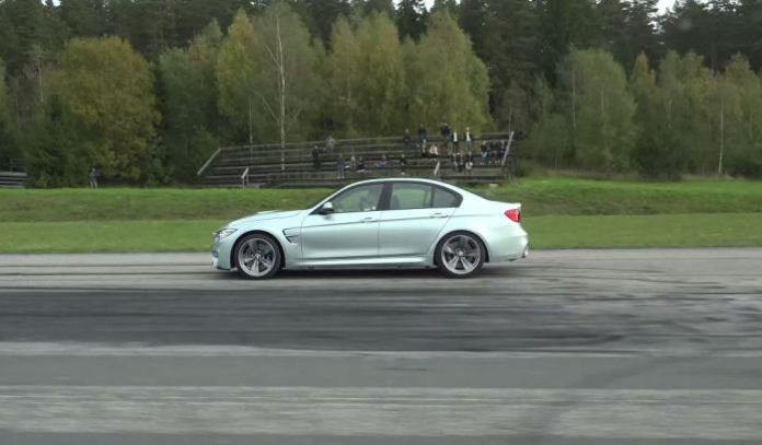 BMW M3 Vs Audi RS 4 Avant