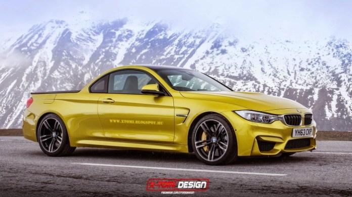 BMW M4 Pickup