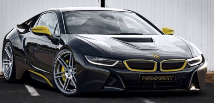 BMW i8 by Manhart (1)