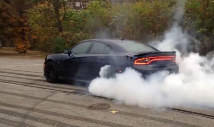 Charger SRT Hellcat