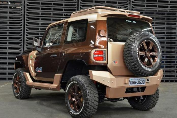 Ford Troller T4 concept 2