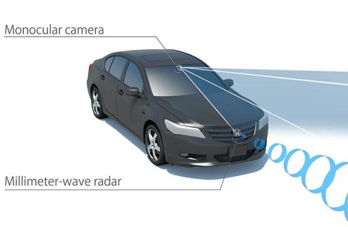 Honda Sensing driver-assistive system (2)