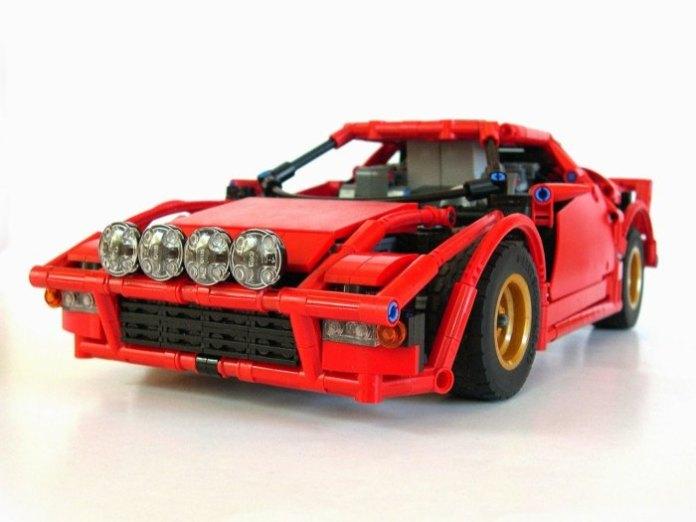 Lancia Stratos Lego (1)