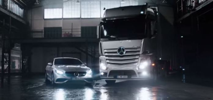 Mercedes-Benz Dirty Driving