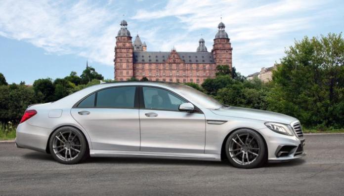 Mercedes-Benz S65 AMG by Voltage Design (3)