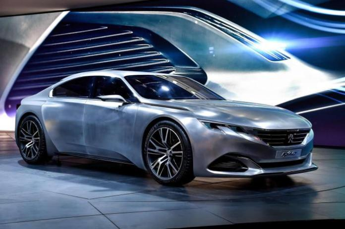 Peugeot Exalt Concept (1)