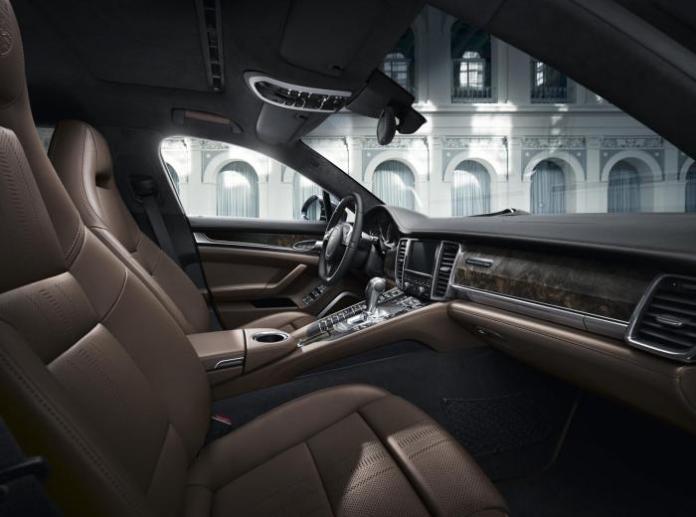 Porsche Panamera Exclusive Series (4)