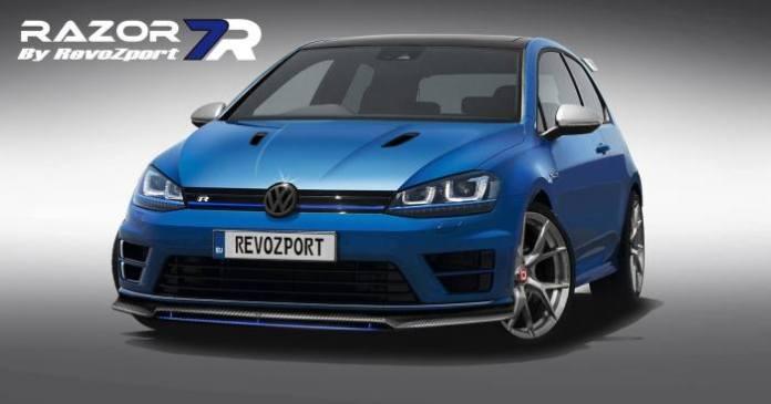 RevoZport Golf VII R Razor 7R (1)