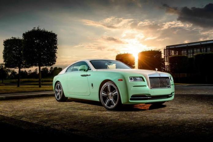 Rolls-Royce Wraith for Michael Fux (1)