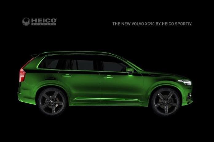 Volvo XC90 by Heico Sportiv