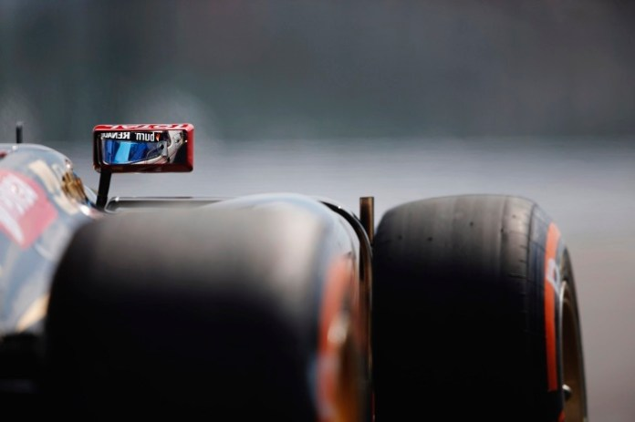 Suzuka Circuit, Suzuka, Japan. Friday 3 October 2014. Romain Grosjean, Lotus E22 Renault. World Copyright: Glenn Dunbar/Lotus F1. ref: Digital Image _X0W8483