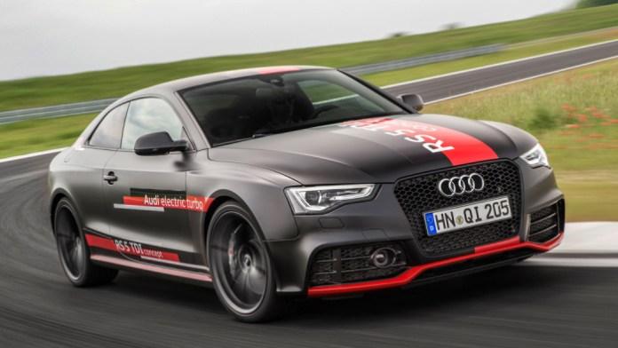 Audi RS 5 TDI concept