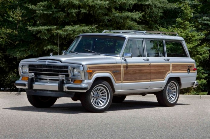1989 Jeep Grand Wagoneer; Based on the Jeep SJ platform, Jeep Wagoneer models (1963-1991) created the premium SUV segment