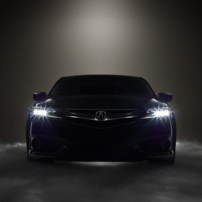 2016 Acura ILX front leaked