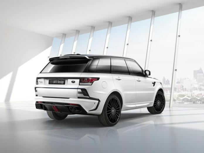 Range Rover Sport Winner by LARTE Design