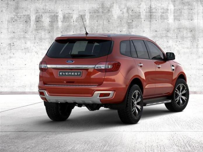 2015 Ford Everest 40