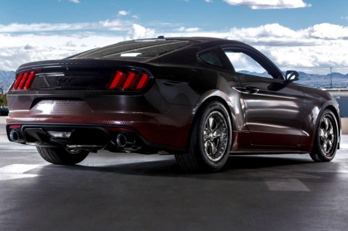 2014 SEMA: King Cobra Mustang