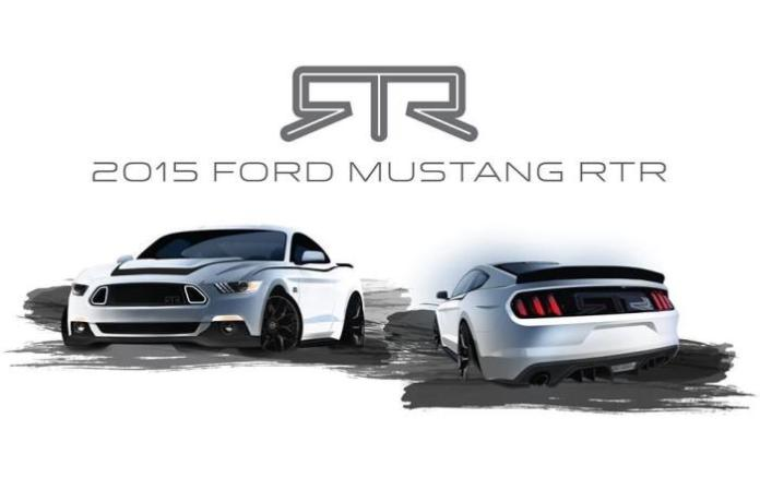2015 Ford Mustang RTR teaser (1)