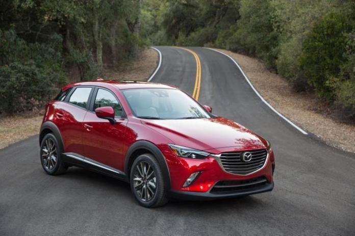 2016 Mazda CX-3 1