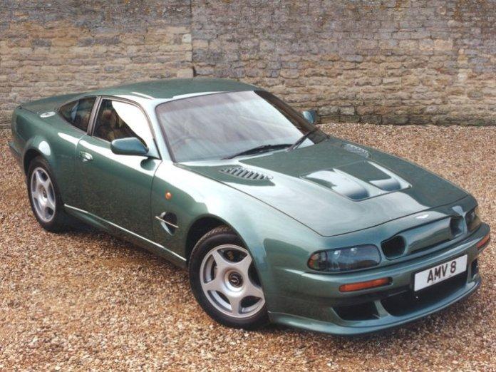 Aston Martin V8 Vantage LeMans V600