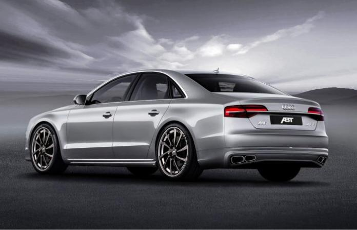 Audi A8 facelift by ABT (2)