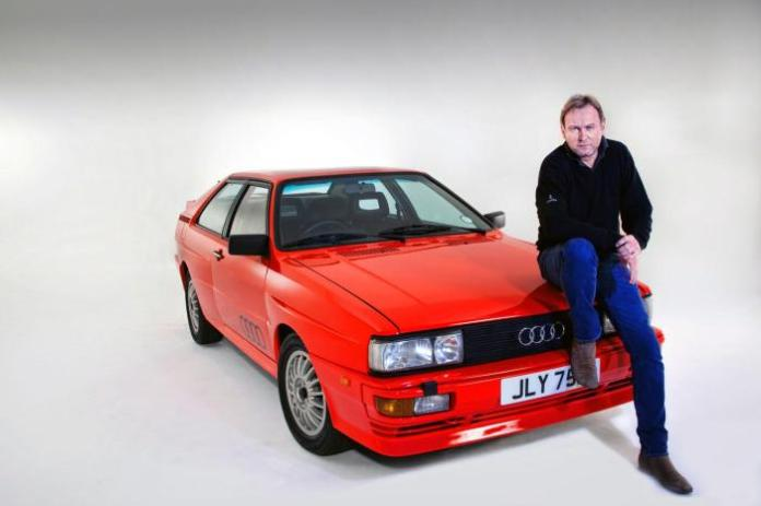 Audi Quattro from Ashes to Ashes (1)